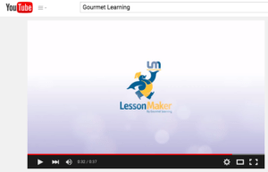 Click above for video. [Source: Gourmet Learning]
