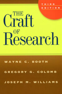 the_craft_of_research