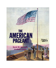 Cengage's The American Pageant