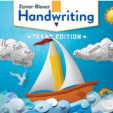 New Product Review: Zaner-Bloser Handwriting Texas