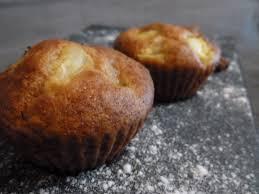 muffins mangue vanille