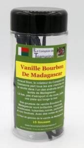 Vanille de Madagascar by Arnaud Sion