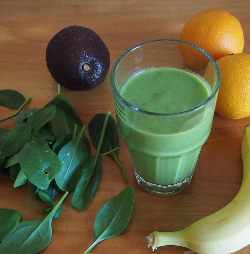 Smoothie Avocat Acérola