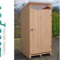 Nouvelle cabine Ventarèl pour toilette sèche extérieure