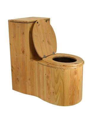 Toilette sèche le cagarol