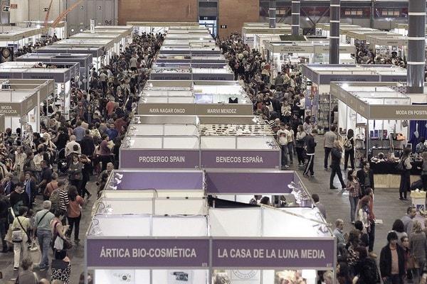 foire biocultura de Madrid