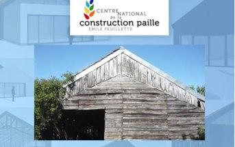construction paille maison Feuillette