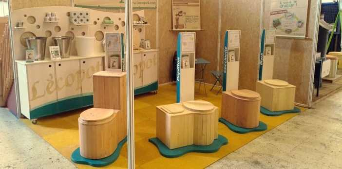 Stand Lécopot Salon Valériane 2019