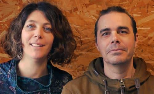 créateurs de l'entreprise Lécopot