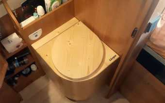 toilette sèches pour petites espaces