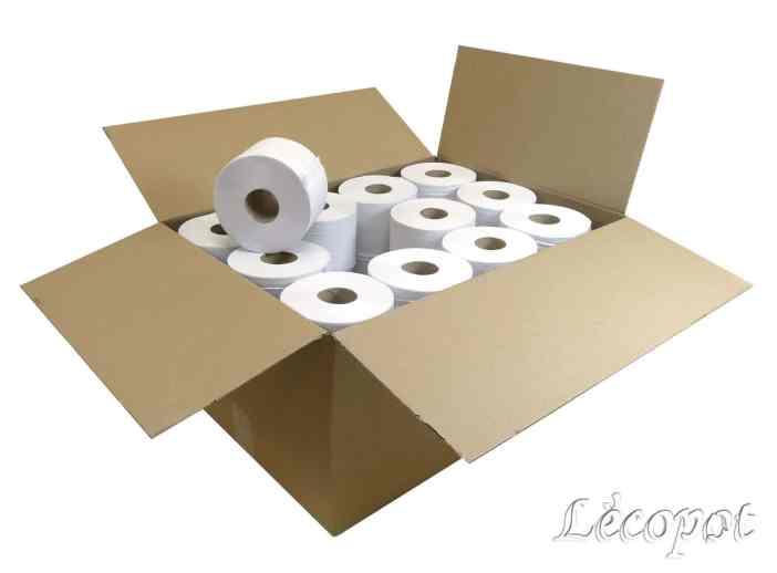Papier toilette zéro déchet