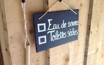 gestes écologiques toilettes sèches
