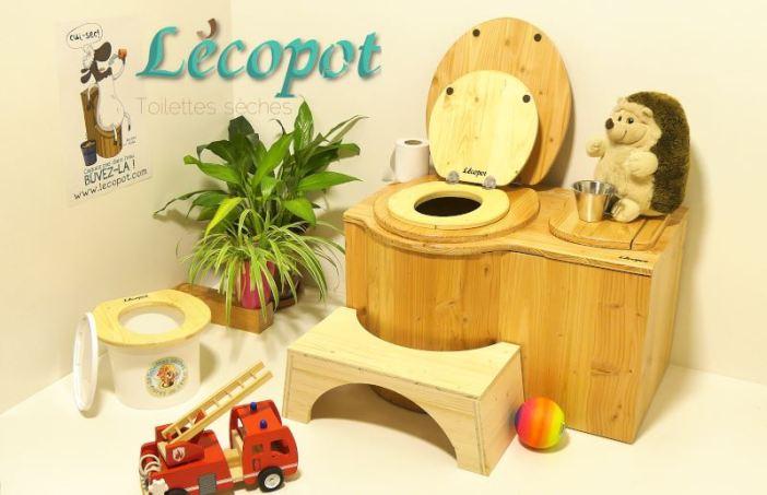 Pot pour bébé et réducteur de toilette