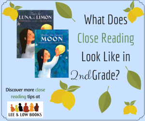 What Does Close Reading Look Like in Grade-