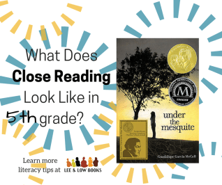 What Does Close Reading Look Like in 5th Grade-