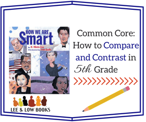How to Compare & Contrast 5th Grade