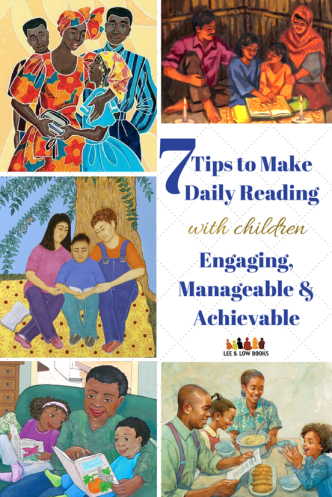 7 tips to read more with your family