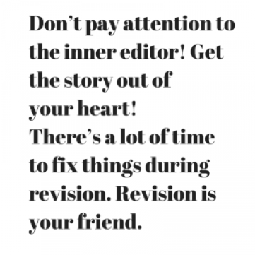 Don't pay attention to the inner editor!