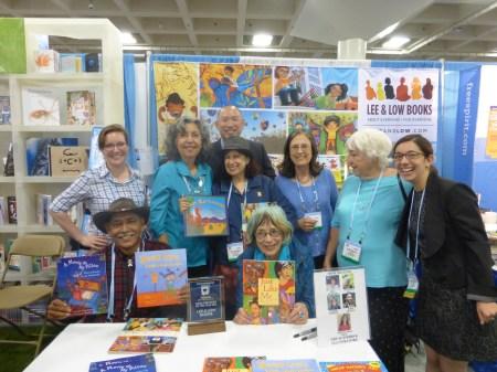 ala signing children's book press