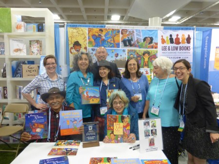 ala signing children's book press
