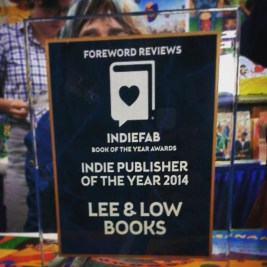 foreword review indie publisher of the year 2014