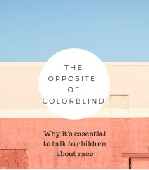 Why It's Essential to Talk to Children About Race