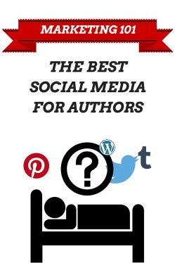 MARKETING 101: The Best Social Media for Authors