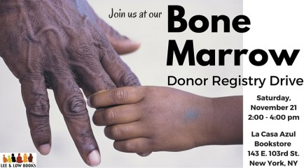 Bone Marrow Donor Drive