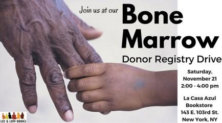 Bone Marrow Donor Drive