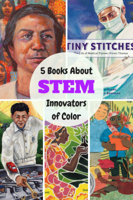 5 STEM Innovators of Color