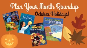Plan Your Month Roundup October Holidays