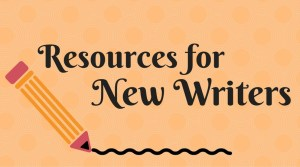 resources for new writers