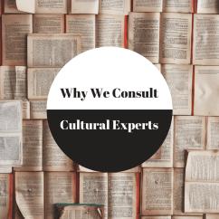 Consult Cultural Experts