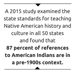 Miseducation of Native Students
