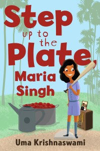 Step Up To The Plate final cover