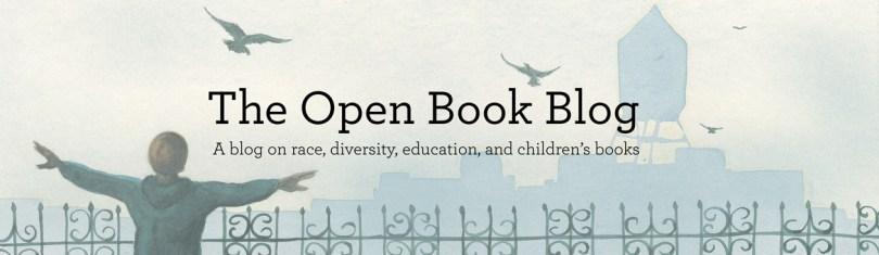 The Open Book Blog