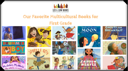 Favorite Multicultural Books for First Grade
