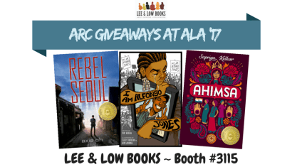 ARC Giveaways at ALA '17