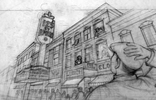 apollo theater sketch 1