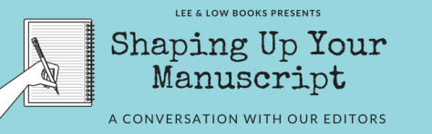 Shaping Up Your Manuscript webinar