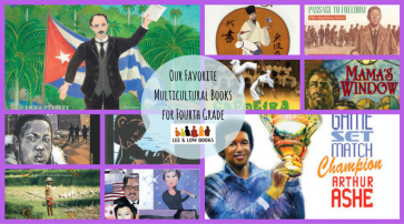 Favorite Multicultural Books for Fourth Grade