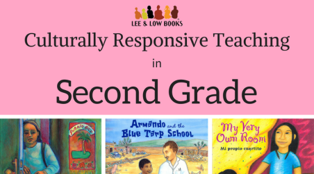 Culturally Responsive Teaching Grade 2