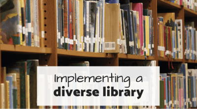 implementing a diverse library