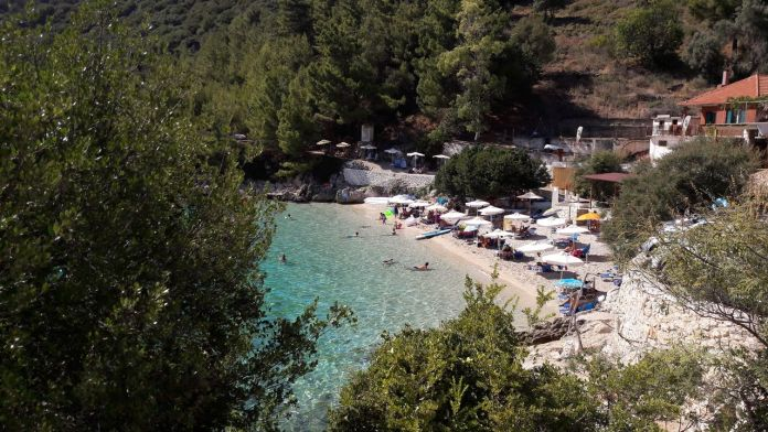 Afteli beach