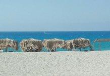 Spiaggia di Agios Ioannis Lekfas