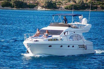 Daily Cruise Lefkada Motor Boat