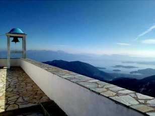 The best panoramic views in Lefkada