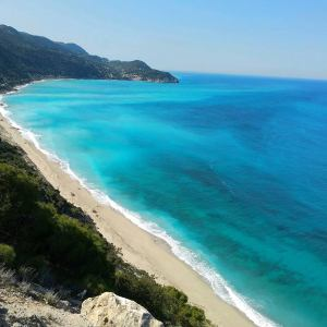 Lefkada Beaches Pefkoulia