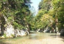 Epirus Acheron River