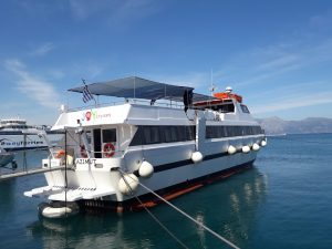 Ferry Ionian Transfer Itinerary for Summer Season 2019!